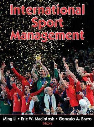 Cover of International Sport Management