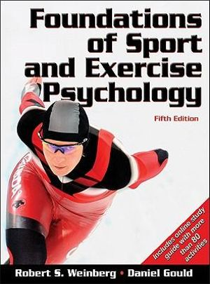 Cover of Foundations of Sport and Exercise Psychology