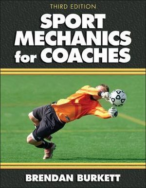 Cover of Sport Mechanics for Coaches