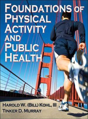 Cover of Foundations of Physical Activity and Public Health