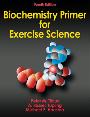 Cover of Biochemistry Primer for Exercise Science-4th Edition