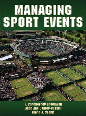 Cover of Managing Sport Events