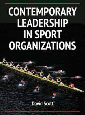 Cover of Contemporary Leadership in Sport Organizations