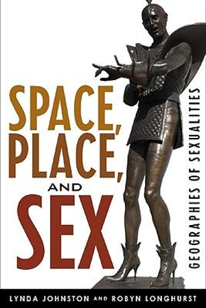 Cover of Space, Place, and Sex
