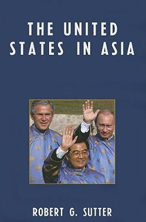 Cover of The United States in Asia