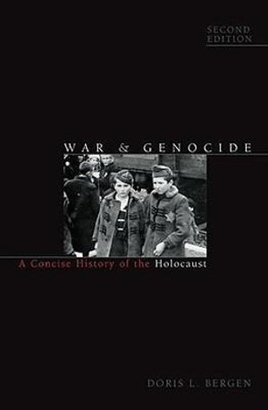 Cover of War and Genocide