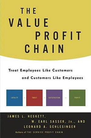 Cover of The Value Profit Chain