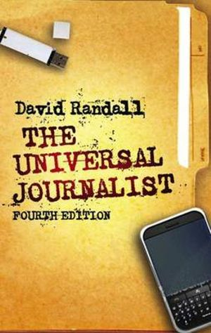 Cover of The Universal Journalist