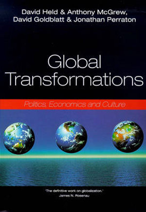 Cover of Global Flows Global Transformations