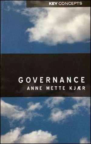 Cover of Governance