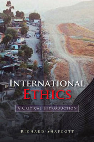 Cover of International Ethics