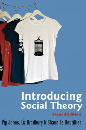 Cover of Introducing Social Theory