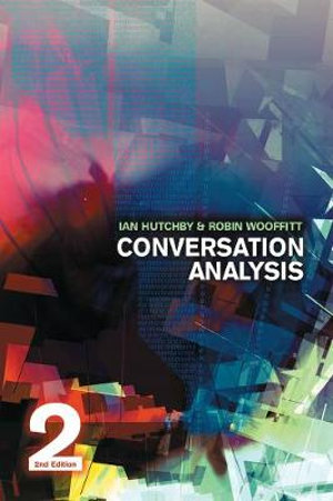 Cover of Conversation Analysis 2E