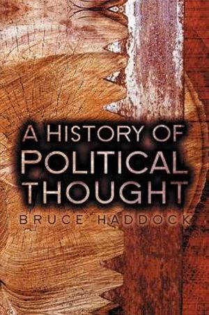 Cover of History of Political Thought