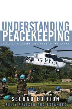 Cover of Understanding Peacekeeping 2E