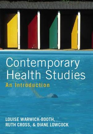 Cover of Contemporary Health Studies
