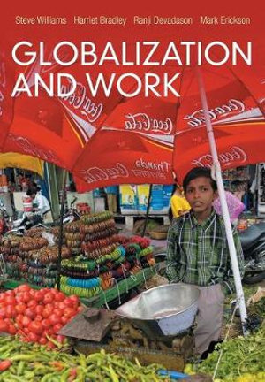 Cover of Globalization and Work