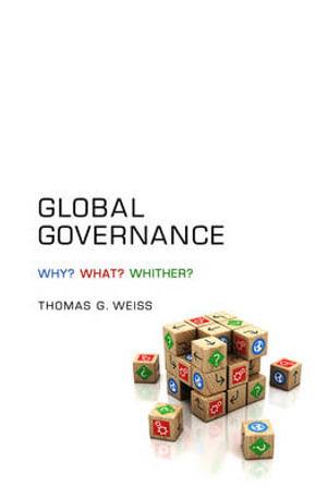 Cover of Global Governance
