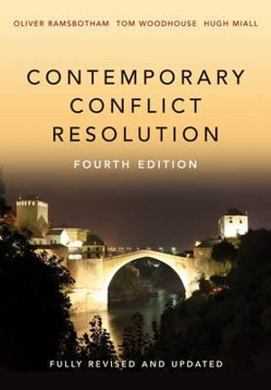 Cover of Contemporary Conflict Resolution