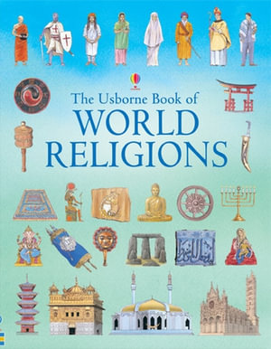 Cover of The Usborne Book of World Religions