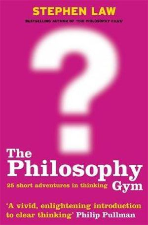 Cover of The Philosophy Gym