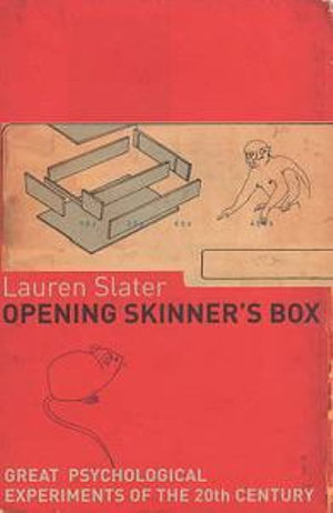 Cover of Opening Skinner's Box
