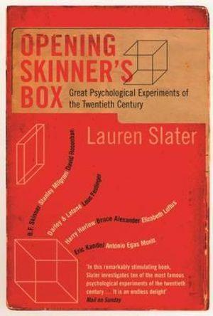 Cover of Opening Skinner's Box