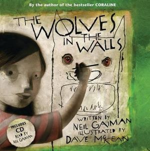 Cover of The Wolves in the Walls
