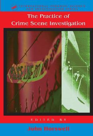 Cover of The Practice Of Crime Scene Investigation