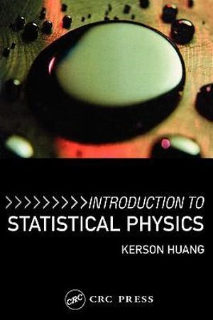 Cover of Introduction to Statistical Physics, Second Edition