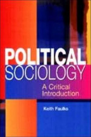 Cover of Political Sociology