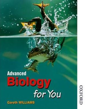Cover of Advanced Biology for You