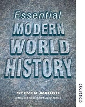 Cover of Essential Modern World History