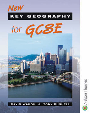 Cover of New Key Geography for GCSE