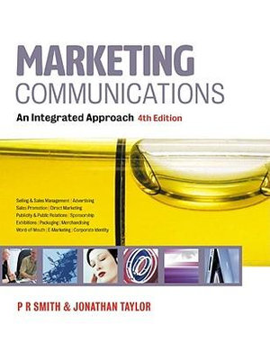 Cover of Marketing Communications