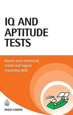 Cover of IQ and Aptitude Tests