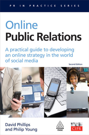 Cover of Online Public Relations 2/e