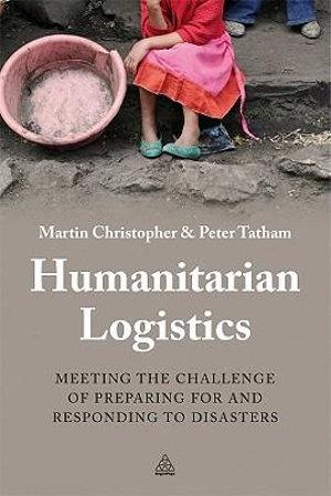 Cover of Humanitarian Logistics