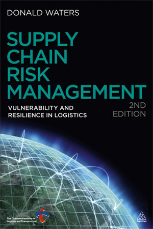 Cover of Supply Chain Risk Management