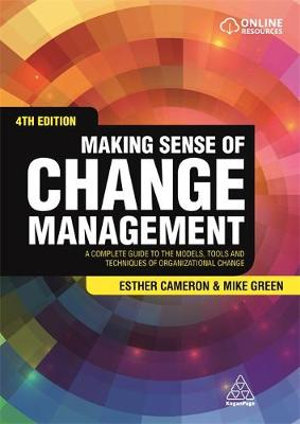 Cover of Making Sense of Change Management