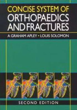 Cover of Concise System of Orthopaedics and Fractures, 2Ed