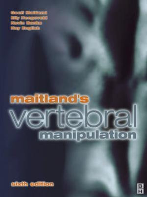 Cover of Maitland's Vertebral Manipulation