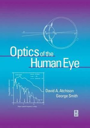 Cover of Optics of the Human Eye