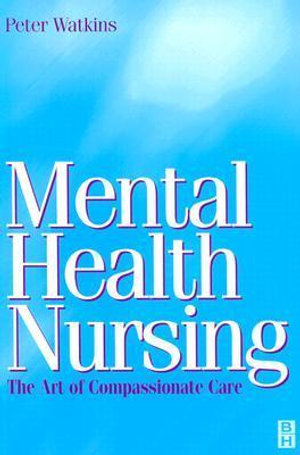 Cover of Mental Health Nursing