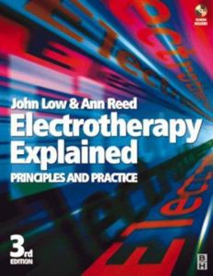 Cover of Electrotherapy Explained: Principles and Practice