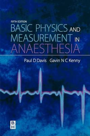 Cover of Physics, Pharmacology and Physiology for Anaesthetists