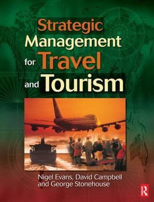 Cover of Strategic Management for Travel and Tourism