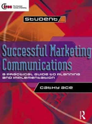 Cover of Successful Marketing Communications