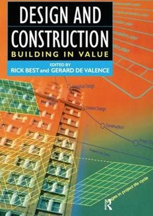 Cover of Design and Construction