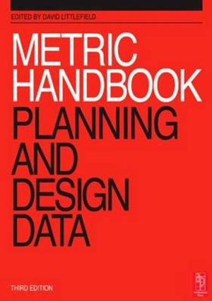 Cover of Metric Handbook